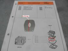 VALVOLA COMPRESSIONE PER COMPRESSORE ARIA MARELLI FIAT 75315812 MADA 359350