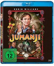 Jumanji Blu-ray Special Edition NEU OVP Robin Williams