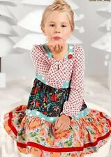 NEW Matilda Jane Clothing, Party Mix Dress, Girls Size 6