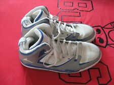 Used Nike Air Jordan SC-2 Gray, Blue, And White Size 13 Shoes #1404