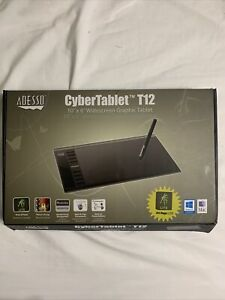 Adesso Cyber Tablet T12