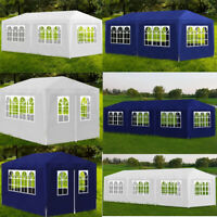 10'x10'/20'/30' Outdoor Canopy Party Wedding Patio Tent Gazebo Pavilion Event