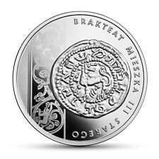 Poland / Polen - 10zl History of Polish Coin Mieszko the Elder - bracteate