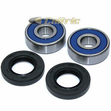 Front Wheel Ball Bearing Seals Kit Fits HONDA ATC110 1982 1983 1984 1985