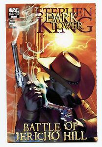 DARK TOWER, BATTLE Of JERICHO HILL - FULL SET, 1-5 VARIANTS!! UNREAD, NM/M+ 9.8+