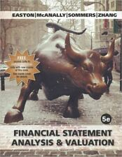 Financial Statement Analysis and Valuation, 5th edition [E-mail Delivery]