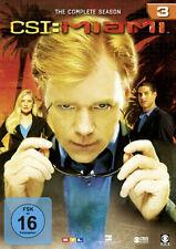 6 DVDs * CSI : MIAMI -  KOMPLETTE STAFFEL / SEASON 3 # NEU OVP §