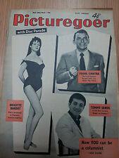 PICTUREGOER FILM MAGAZINE March 1958: BRIGITTE BARDOT, FRANK SINATRA TOMMY SANDS