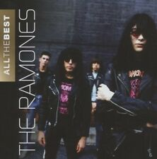 RAMONES - All the Best (Best Of/Greatest Hits) - 2 CD Set !! - NEU/OVP