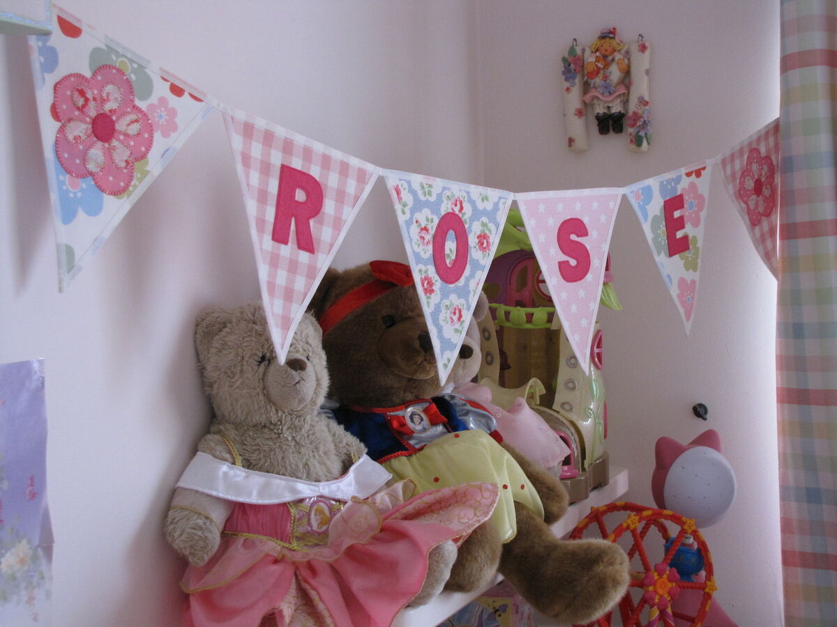 Bunting by Jo