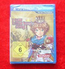 New little King´s Story, Sony PSVita Spiel PlayStation Vita Neu deutsche Version