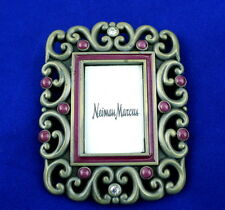 Jay Strongwater Frame Neiman Marcus Clip on Pin Brooch