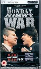 THE MONDAY NIGHT WAR - ( WRESTLING)  UMD PER PSP Nuovo Sigillato