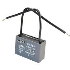 Capacitor para ventilador ventisol