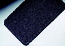 BN XL Door Mat PVC Backed Anthracite Coir Doormat 70cm x 40cm x 17mm thick