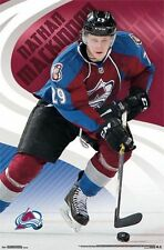 NATHAN MACKINNON - COLORADO AVALANCHE POSTER - 22x34 NHL HOCKEY 13911