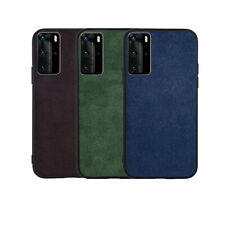 Suede Matte Phone Case Protective Cover for Samsung S20 / S20 Plus / S20 Ultra
