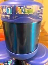 3 Thermos F3006VI6 10 oz Stainless Steel Food Jar - Blue