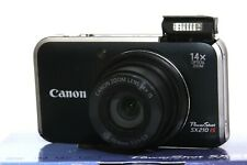 Canon PowerShot SX210 IS 14,1 MP kleine digitale Kompakt Kamera + OVP