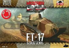 FT-17 Light Tank & Booklet      First to Fight 013 1/72