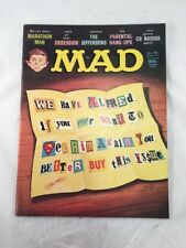 Mad Magazine # 191 June 1977 Ransom Note Front Cover Alfred E Neuman