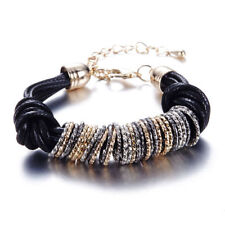 Handmade Silver Plated Statement Fashion Bracelets