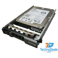 "Dell 600GB 6G 10K 2.5"" SAS 096G91 96G91 HDD Hard Drive w/ Tray"