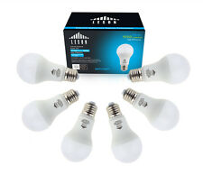 LED Light Bulbs 100 Watt Equivalent E26 A19 1550lm 13W Daylight (6 pack)