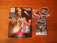 The Manhattan project 3d counter movie posters for home video. Rare
