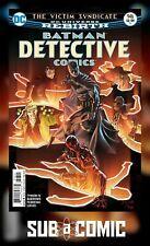 DETECTIVE COMICS #946 (DC 2016 1st Print)