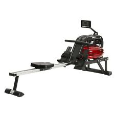 SportPlus Water Rower Wasserrudergerät Wasserrudermaschine Rudergerät Ruderbank