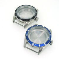 41mm Parnis Sapphire Crystal Watch Case Wristwatch Case for Miyota 8215 Movement