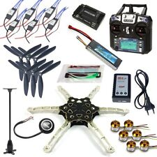DIY FPV Multirotor Drone Full GPS APM2.8 Set RC Hexacopter  6CH TX&RX F11798-F