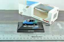 Herpa Art Collection 045025 AUDI Convertible FRESH car 1:87 Scale HO