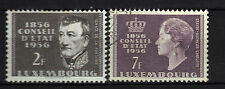 Luxemburg : 1956 100 th. Anniv. Council State ( used )