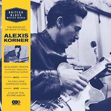 Alexis Korner - British Blues Master Works, 2Lp. + CD Neu