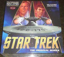 USS ENTERPRISE Updated Model Kit MISB 1/350 Scale + Lighting Kit Star Trek Bonus