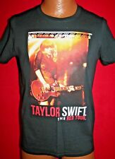 Taylor Swift Red Concert Tour T-Shirt Adult Small Country Music Guitar