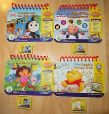 LeapFrog - My First LeapPad Games & Books Bundle - Dora, Pooh, Thomas, etc 014