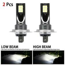 2x H7 LED Headlight Conversion 110W 30000LM 6000K Error Free Canbus Bulb