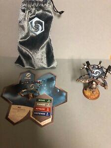 HeroScape Crest of the Valkyrie - Vydar's Flag Bearer, Laglor Complete