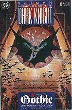 LEGENDS of the DARK KNIGHT 6. VFN (1990). MORRISON/JANSON