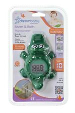 Dreambaby Crocodile Bath & Room Thermometer