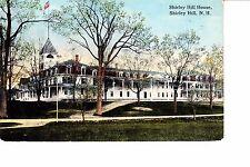 Shirley Hill, Nh Shirley Hill House Hotel @ 1910