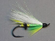 White Wing Green Highlander Atlantic Salmon Flies - 6 Fly MULTI-PACK
