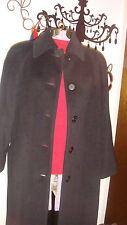 RAFFINATI women's coat, 60% ANGORA, 40% WOOL, size 10-12, made in Canada