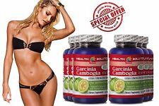 Garcinia Essentials - GARCINIA CAMBOGIA - Slimming Pills 6 Bot