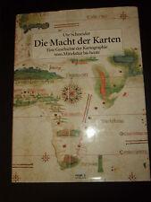 Die Macht der Karten Kartographie vom Mittelalter bis heute Schneider