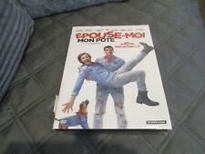 "DVD NEUF ""EPOUSE-MOI MON POTE"" Tarek BOUDALI, Philippe LACHEAU"