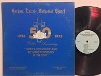 Gorham United Methodist Church Keep Looking Up VG+ RARE Chicago Black gospel